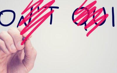 WIE SCHAFFEN SIE ES, AN EINEM POTENTIELLEN KUNDEN DRAN ZU BLEIBEN? – AVANSA